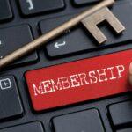 Einen Mitgliederbereich erstellen – so geht's!