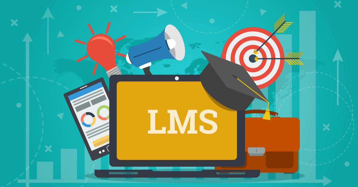 Lernmanagementsystem LMS